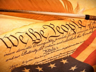 Don't Forget The Constitution.