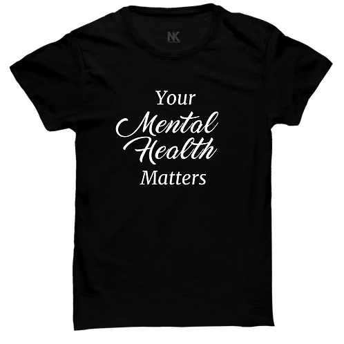 Your Mental Health Matters T-shirt