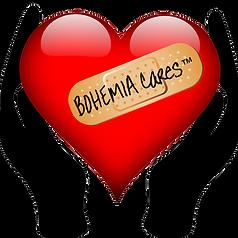 Bohemia Cares Logo