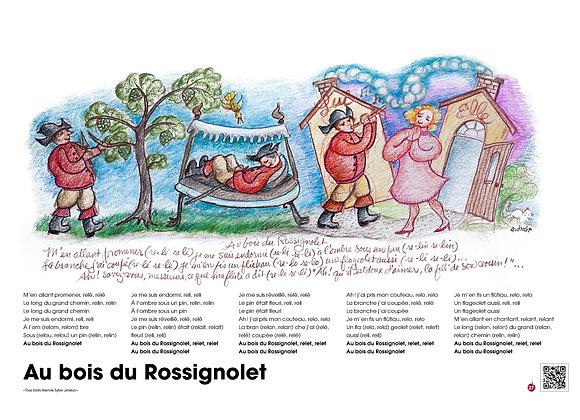 Au bois du Rossignolet