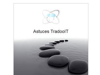 Astuces TradooIT