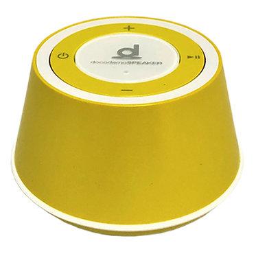 docodemoSPEAKER SP-1(YE) ワイヤレススピーカー