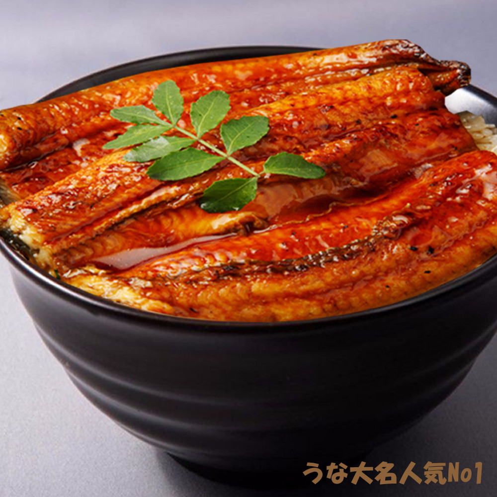 人気No.1 美味しいうな丼