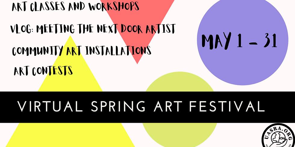 Spring Community Art Festival