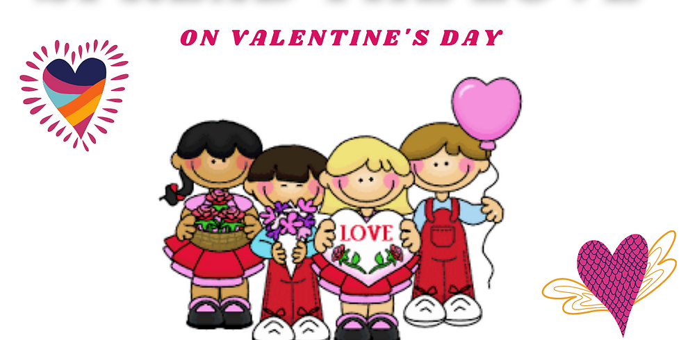 Spread the love on Valentine's Day