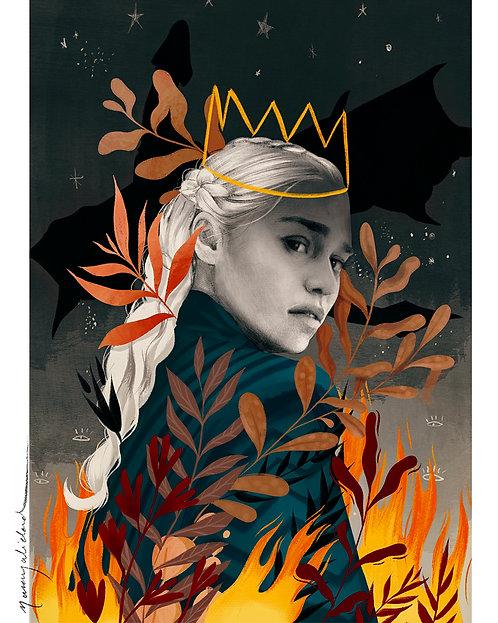 Daenerys - Dracarys