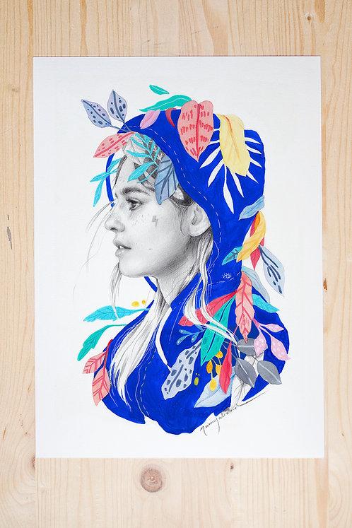 Caperucita azul