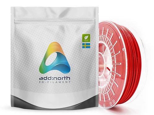 E-PLA rouge - Add North 3D