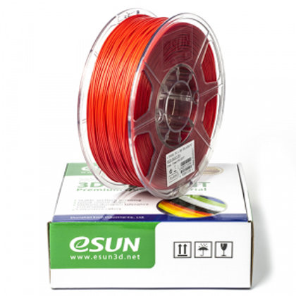 PLA+ rouge 1 Kg - eSun