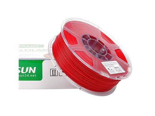 PLA+ rouge feu 1kg - eSun