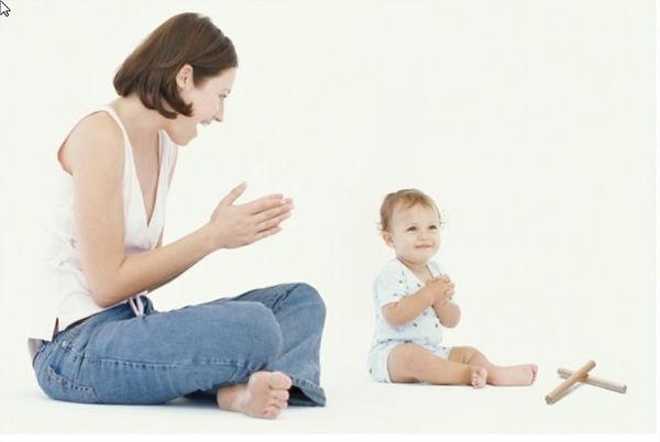 Iniciation à la musique maman/bébé