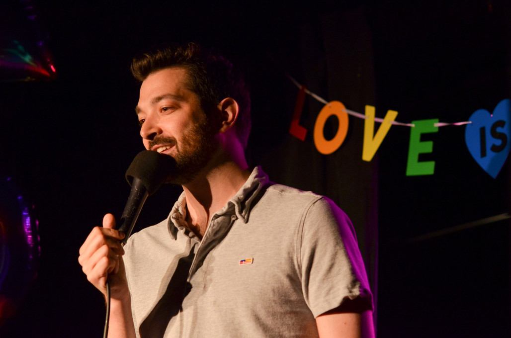 Comedy at The Stonewall Inn