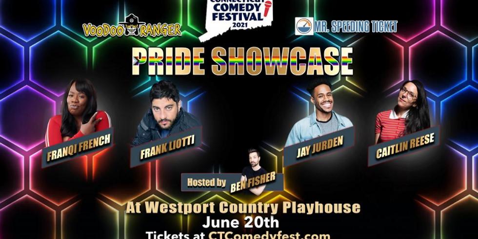 CT Comedy Festival PRIDE SHOWCASE