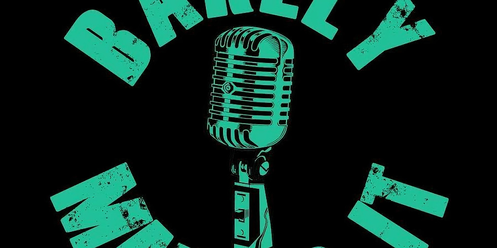 'Barely Making It' at The Creek & The Cave