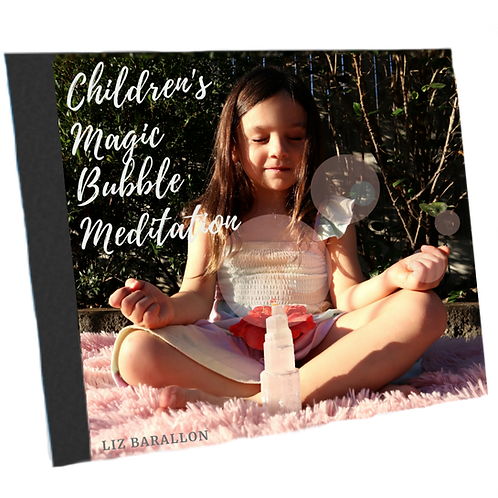 Children's Magic Bubble Meditation
