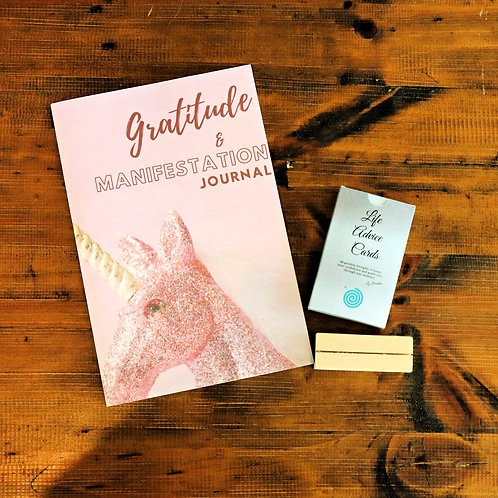 The Gratitude Life advice Gift Bundle