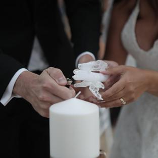 Il rito delle candele