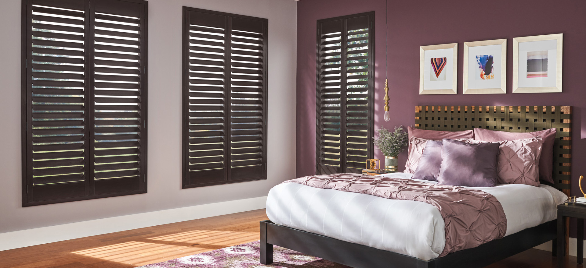 Stained Shutters