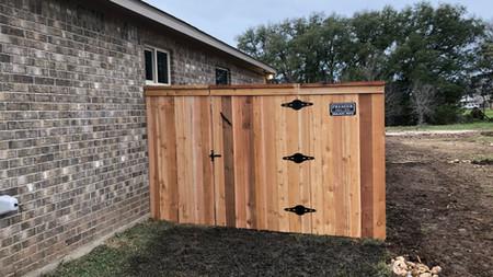 Premium Privacy Fence