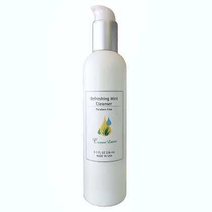 REFRESHING MINT CLEANSER