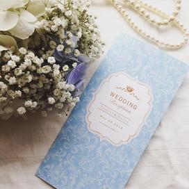 Wedding paper item etohane