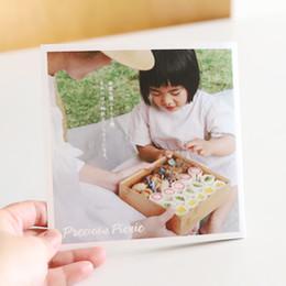 precious picnic pamphlet design