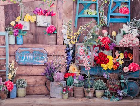 ONE's Flower Garden