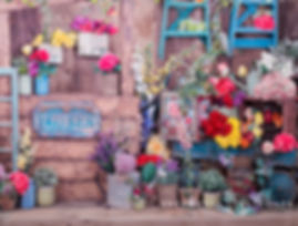 A Rustic Flower Shoppe - Easter and Spring Photos