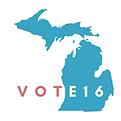Vote16MI Logo