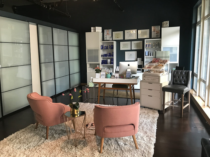 Fresh Faces office