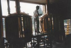 Installation des Cuves