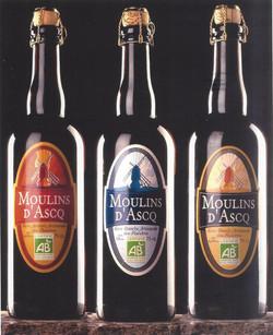 La gamme Moulins d'Ascq en 2000