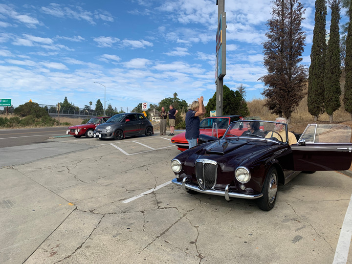 Drive your Lancia day, October 10, 2020