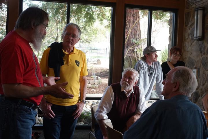 Remembering Former ALC Member John Cecil