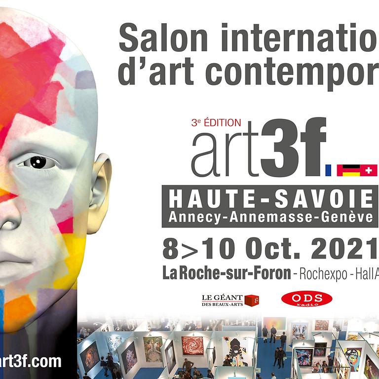 Art3F Haute-Savoie 2021