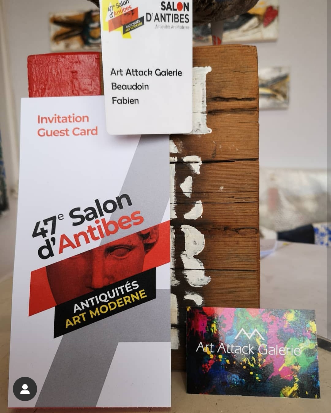 47° Salon d'Antibes 2019
