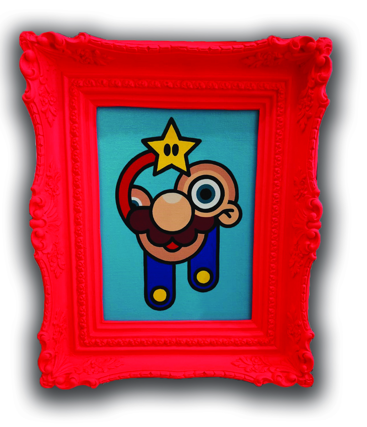 Cubic Mario