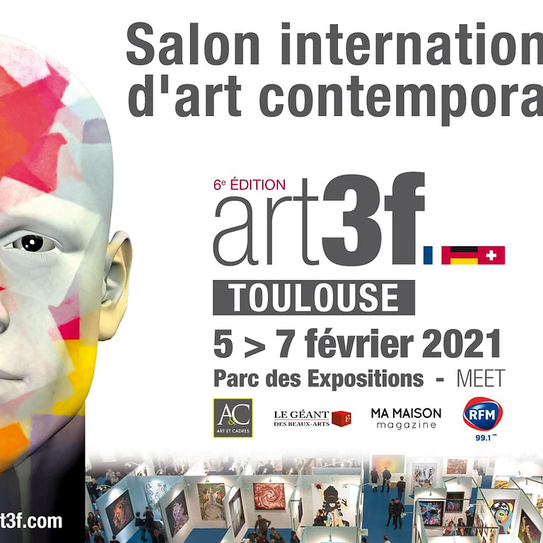 Art3F Toulouse 2021