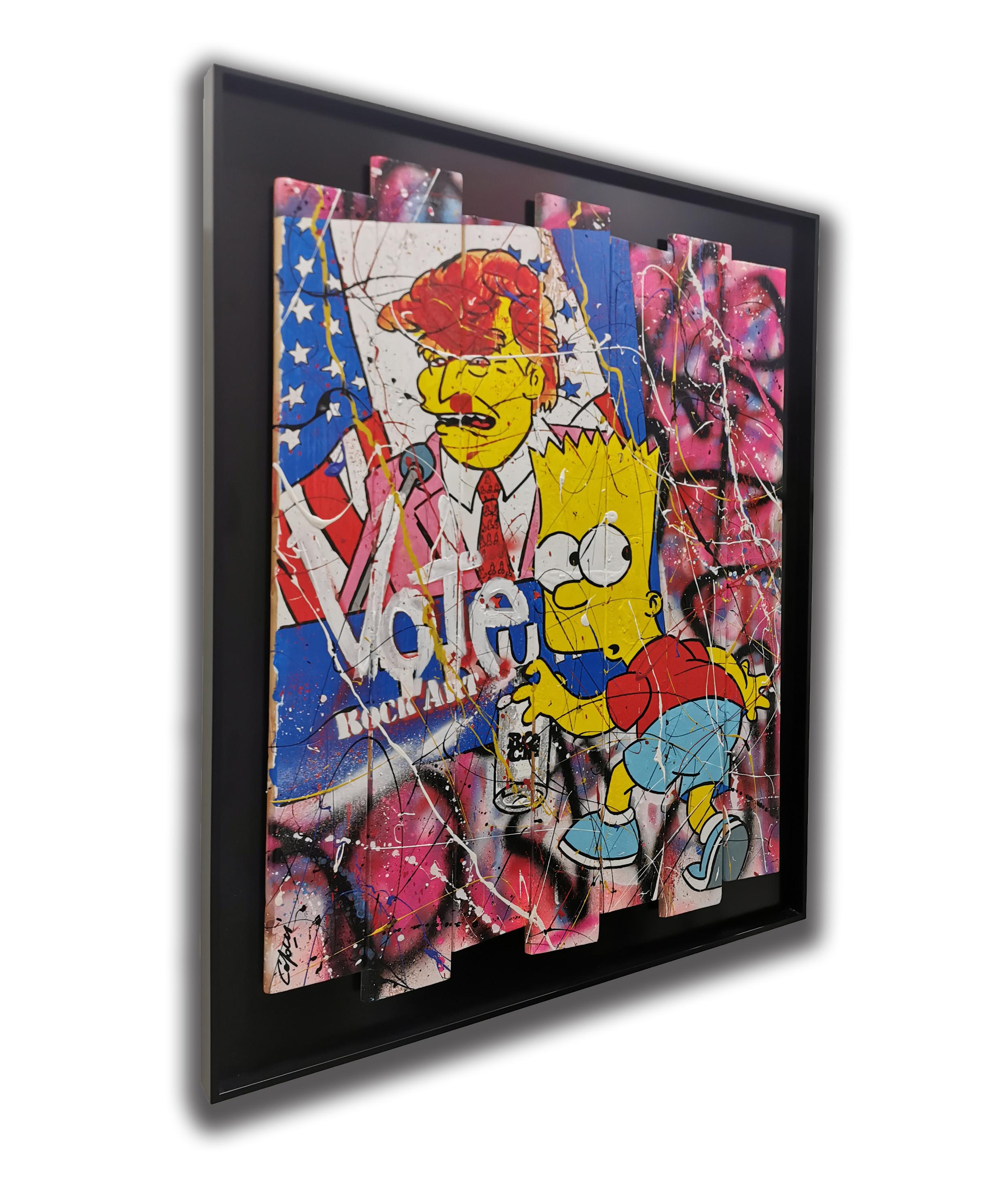 Bart palissade
