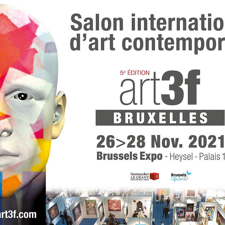 Art3F Bruxelles 2021