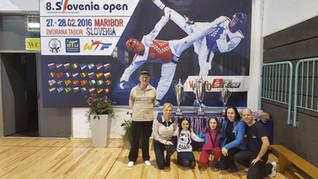 Slovenia Open - G turnir