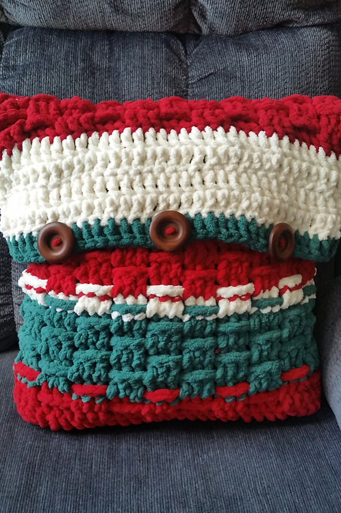 Christmas Decorative Pillow Cover 2pc