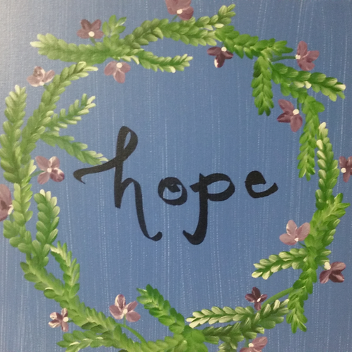 Hope Canvas