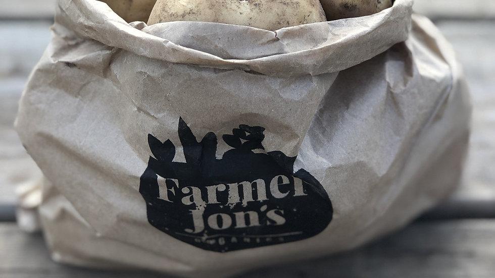 Potatoes - Jersey Benne New Season