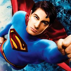 Voo com o Super Homem