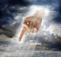 Se por uma intervenção divina você s