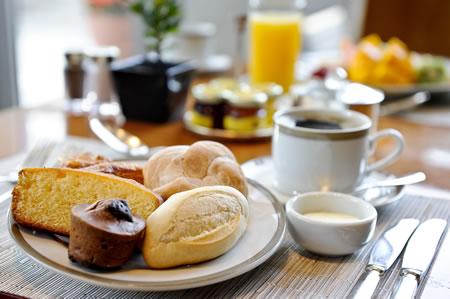 2 dias de Café da Manhã