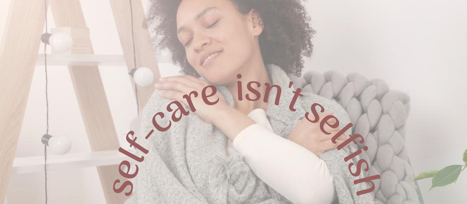 The art of self-care