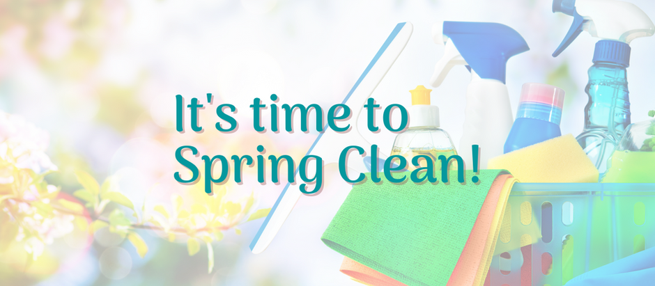 How to Spring Clean - Kitchen Edition