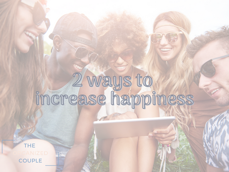 How to increase your happiness level